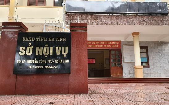 Hà Tĩnh: Hoàn thành sát hạch các công chức, viên chức tuyển dụng không đúng quy định trước 31/12/2020