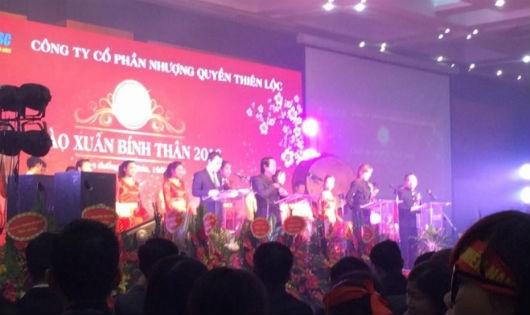 Một sự kiện của Công ty đa cấp Thiên Lộc