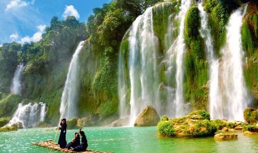 Vẻ đẹp hoang sơ ở Cao Bằng mê hoặc du khách thế giới