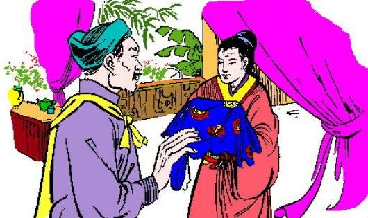 Thái hậu Chiêu Linh đút lót để Long Xưởng lên ngôi nhưng không được