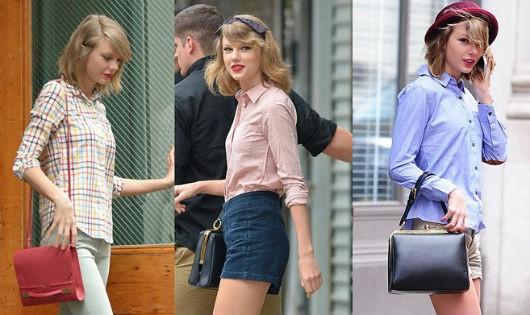 Phong cách thời trang Geek Chic