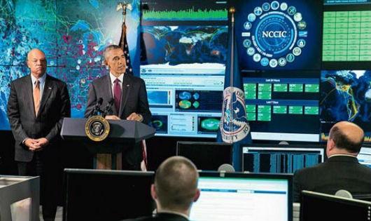 Mỹ 'kêu trời' trước tin tặc Trung Quốc