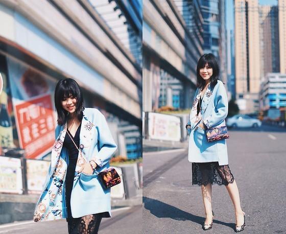 Hình ảnh: Học hot blogger phối đồ giúp trang phục công sở bớt nhàm chán số 10