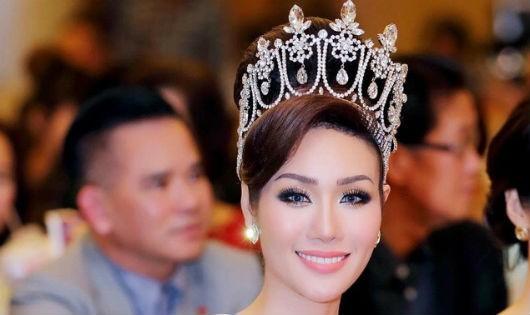 """Hoa hậu, doanh nhân Kim Nguyễn: """"Vương miện chỉ là đồ trang sức"""""""
