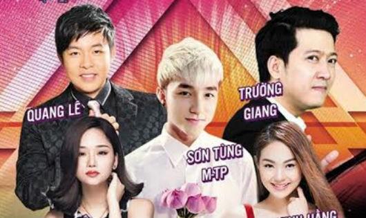 """Sơn Tùng """"kết nối yêu thương"""" cùng Minh Hằng"""