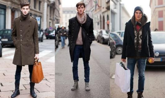 Mách phái mạnh mùa thu mặc đẹp như các fashionista thực thụ