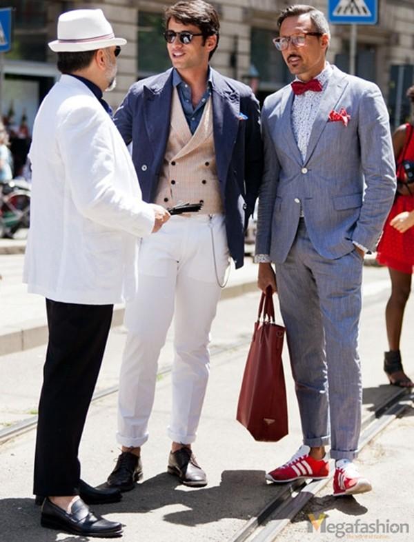 Kết quả hình ảnh cho denim nam fashionista Châu Âu phụ kiện nam giới