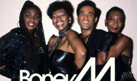 Ban nhạc huyền thoại Boney M sẽ bùng nổ qua những bài hát hit trong suốt 40 năm qua