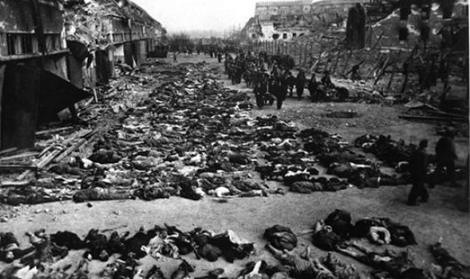 Một trong những bức ảnh tố cáo tội ác chế độ diệt chủng Pon Pot.