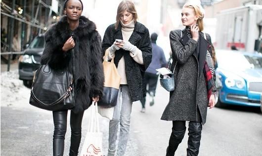 Xu hướng thời trang mùa đông năm nay