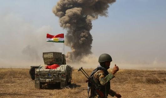"""Mosul- """"Quyết chiến điểm"""" với IS?"""
