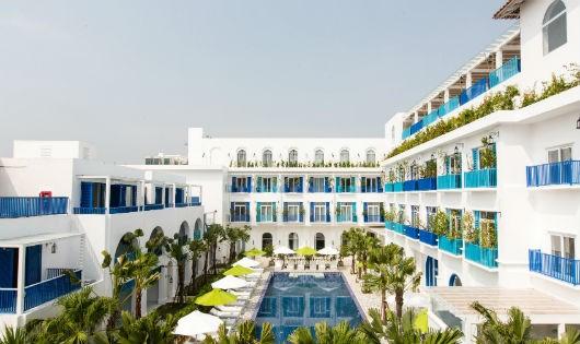 Risemount Resort Đà Nẵng: Thế giới Santorini thơ mộng