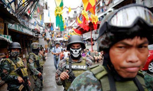 Philippines thay đổi cuộc chiến chống tội phạm ma túy?