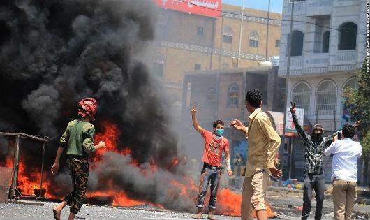 """Yemen – """"Nồi da xáo thịt"""" chưa hồi kết"""