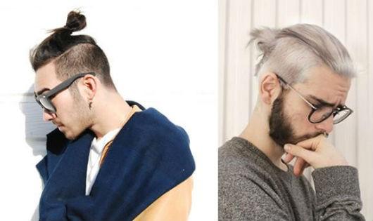 8 kiểu tóc nam ăn khách nhất