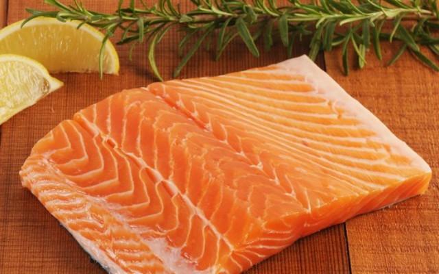 Kết quả hình ảnh cho cá hồi nướng tiêu