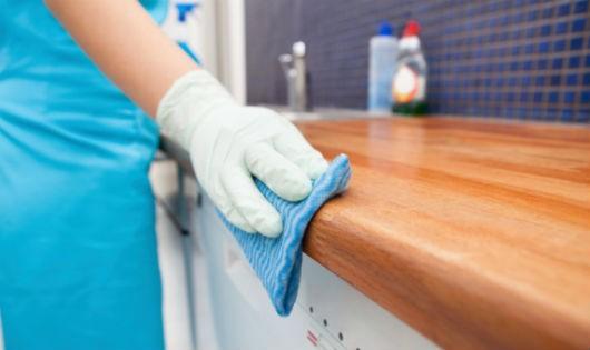 Mẹo vặt làm sạch các đồ vật trong nhà một cách đơn giản
