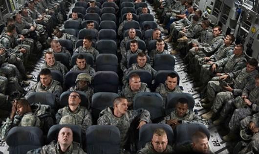 Những người lính Mỹ cuối cùng rút khỏi Iraq năm 2011