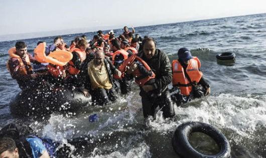 Italy- 'điểm nóng' người tị nạn
