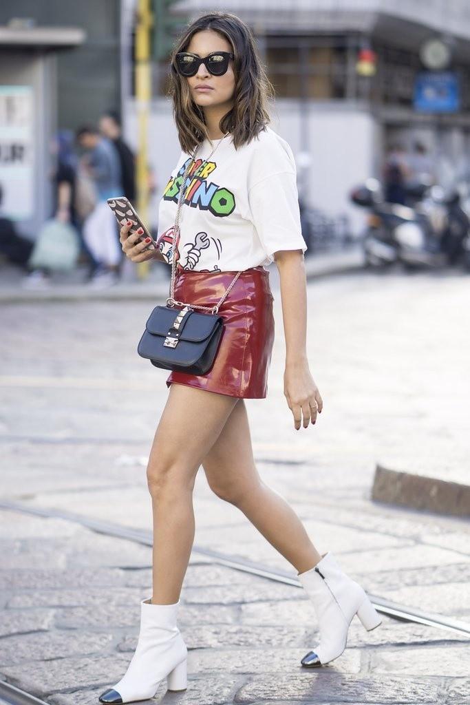 Những mẹo mix đồ giúp bạn đón đầu xu hướng thời trang 2017