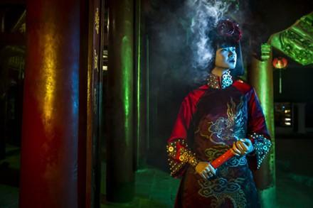Nhà thiết kế trẻ Phương Anh với đam mê trang phục các nhân vật cổ xưa