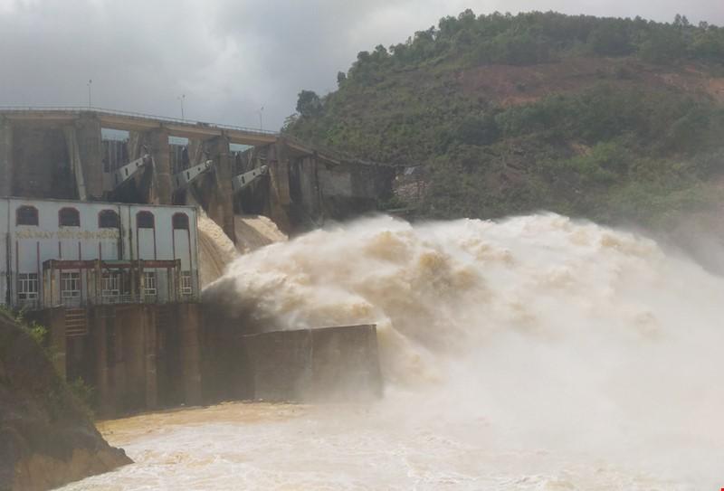 Thủy điện Hố Hô xả lũ ảnh hưởng nghiêm trọng tới đời sống nhân dân
