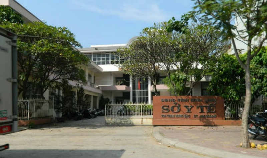 Sở Y tế Bình Định.