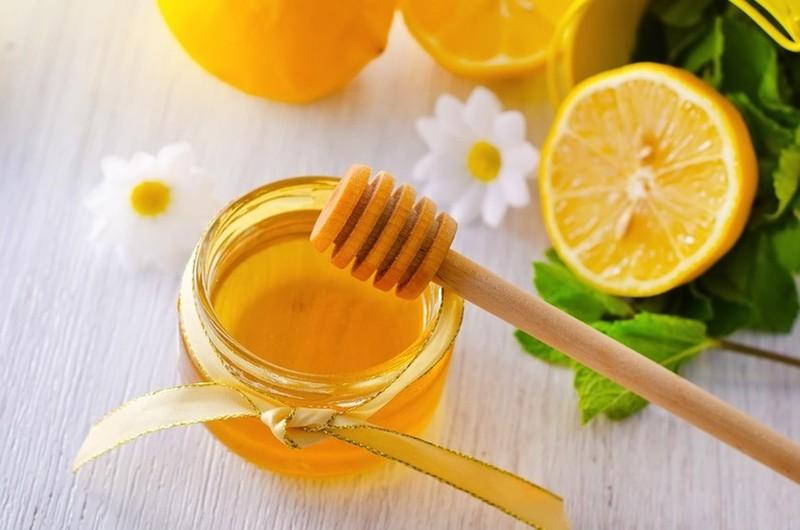 Kết quả hình ảnh cho Chanh và mật ong