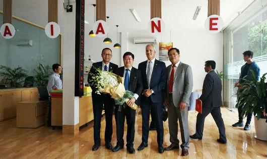 AIA Việt Nam giới thiệu mô hình Văn phòng Tổng Đại Lý sáng tạo và hiện đại - AIA NEO