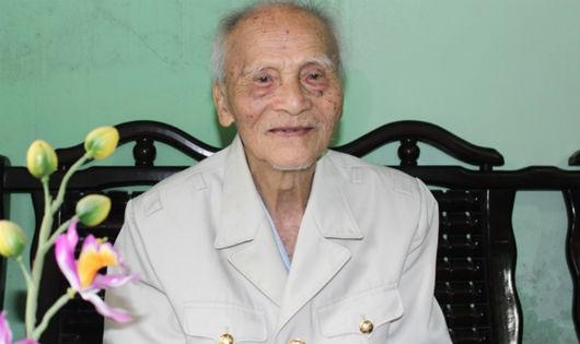 Cụ Phạm Hương lúc còn sống.