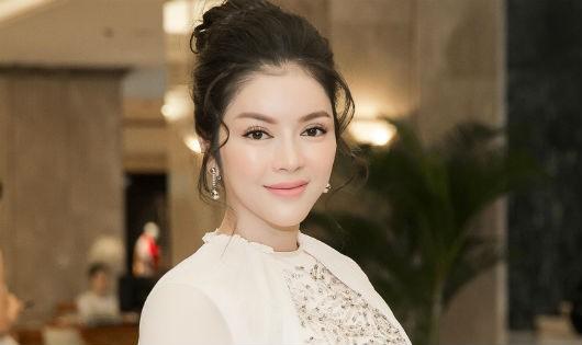 Lý Nhã Kỳ ngồi 'ghế nóng' cuộc thi Hoa hậu Đại Dương