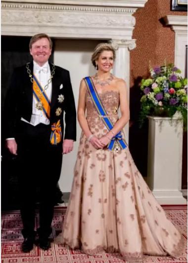 Nữ hoàng Hà Lan Maxima