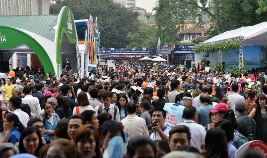 Hội chợ du lịch Quốc tế VITM 2017 thu hút 61 nghìn người tham quan và mua sản phẩm du lịch