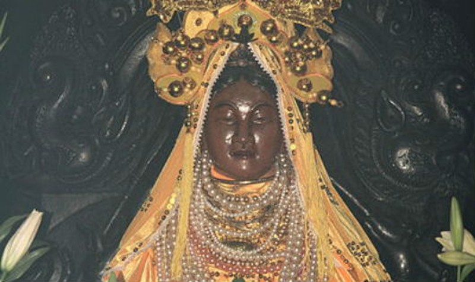 Kỳ bí chuyện 'Bà chúa trầm hương' và nghi lễ cúng 13 mâm cỗ