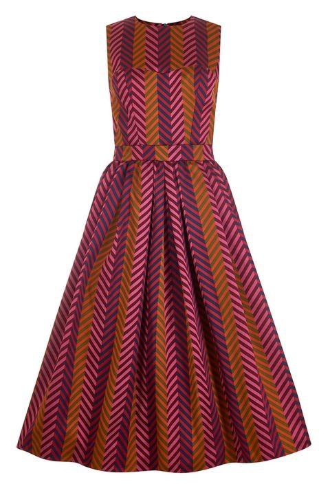 mẫu váy vintage4