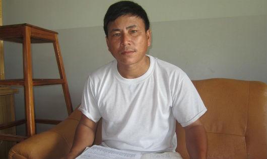 Ông Quang - Trưởng thôn Phú Cang 2