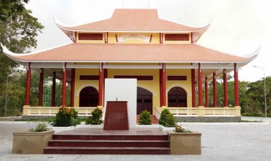 Đền thờ Thiên hộ Võ Duy Dương tại Đồng Tháp