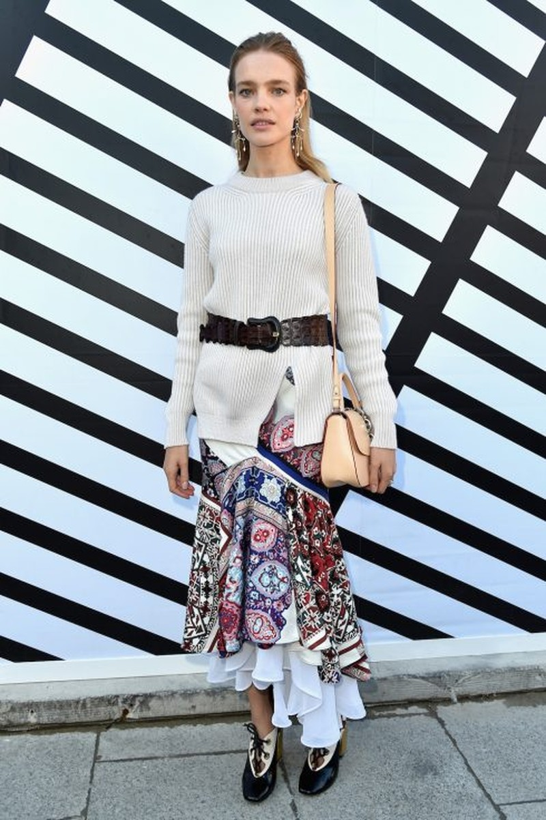 Người mẫu Natalia Vodianova