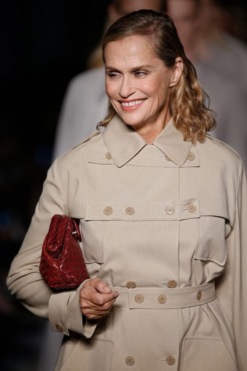 Nữ diễn viên Lauren Hutton