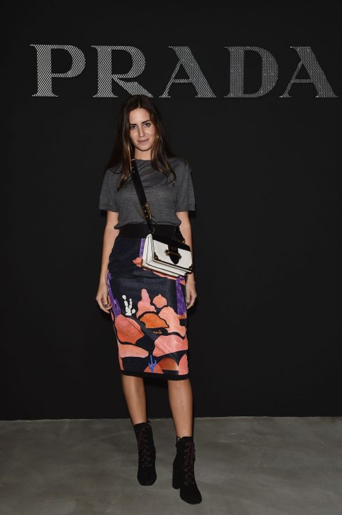 Blogger Gala Gonzalez