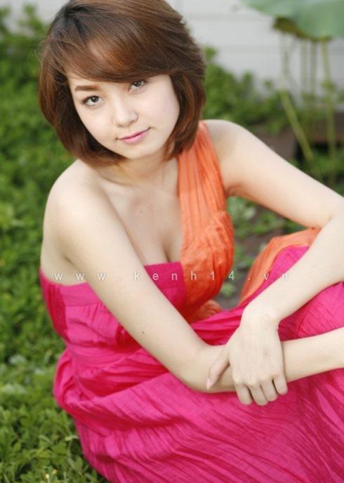 Phong cách thời trang của Minh Hằng - 04