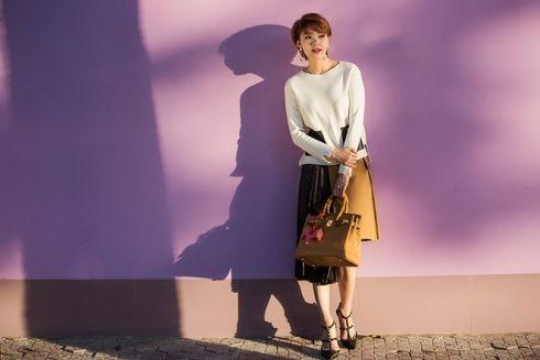 Phong cách thời trang của Minh Hằng - 07
