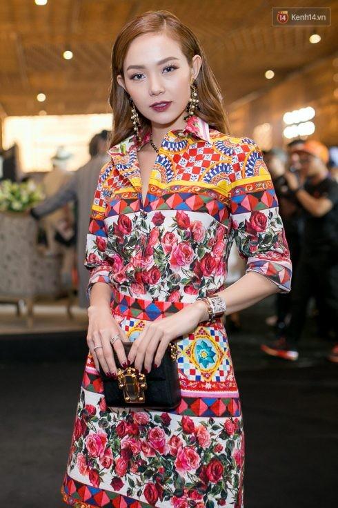 Phong cách thời trang của Minh Hằng - 13