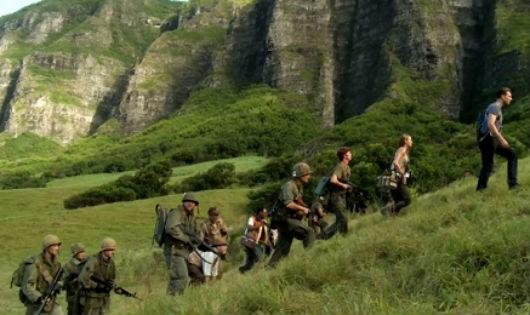 """Nhờ hiệu ứng từ phim """"Kong: Đảo đầu lâu"""", các tour du lịch """"Theo dấu chân Kong"""" hút khách dịp nghỉ lễ 30/4."""