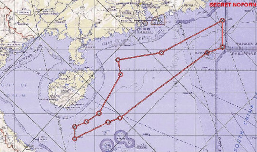 Vụ máy bay Mỹ - Trung 'đối đầu' năm 2001 (Kỳ 2) - Thời khắc kinh hoàng