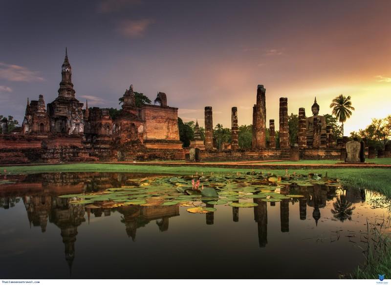 Kết quả hình ảnh cho Ban Lai, Sukhothai. Thái Lan