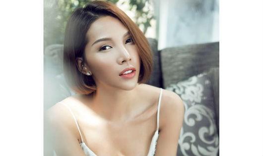 Siêu mẫu Minh Triệu.