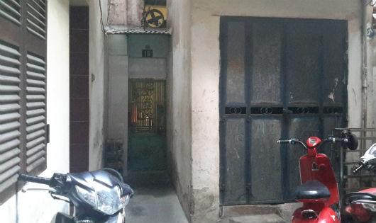Số nhà 15 là nhà của nạn nhân Nguyễn Quang Minh