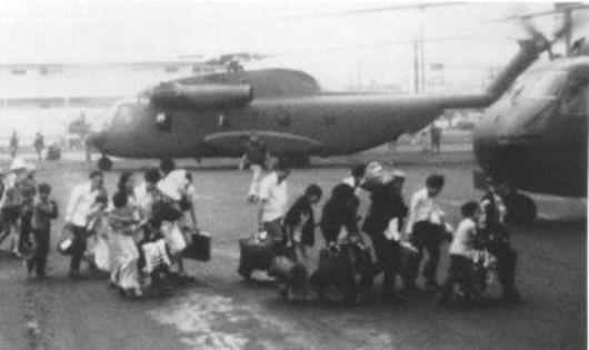 Chiến dịch di tản của người Mỹ khỏi Sài Gòn (Kỳ 6): Đậy nắp 'hố đen'