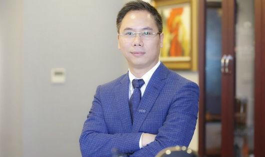 Ông Đặng Tất Thắng – Phó Tổng giám đốc FLC, Tổng giám đốc Công ty TNHH Hàng không Tre Việt